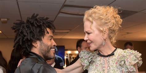 Nicole Kidman Reveals She Was Engaged To Lenny Kravitz