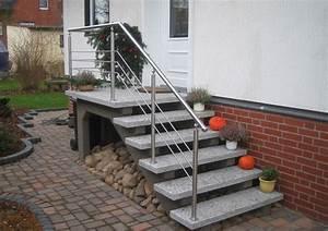 Holzstufen Auf Beton : betontreppe innen trendy treppen direkt holzstufen auf ~ Michelbontemps.com Haus und Dekorationen