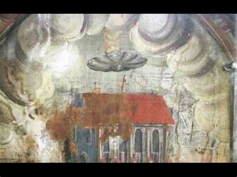 Hovering 'UFO' found in 16th Century painting in monastery ...