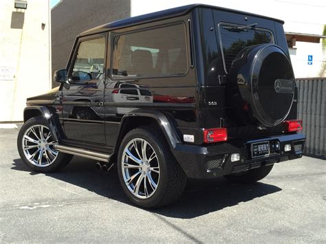 2 door g wagon 2001 mercedes g320 coupe brabus for beverly