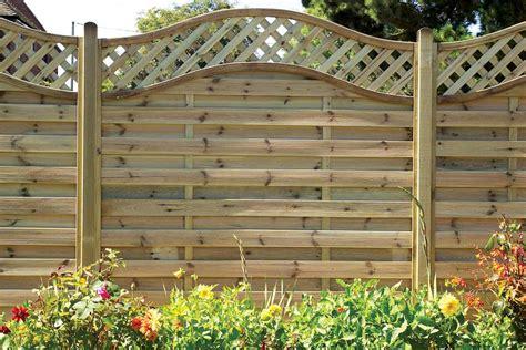 put   panel fence ideas advice diy  bq
