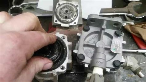 air brake relay valve rebuild tips  replacement youtube