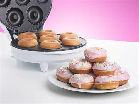 KitchPro Mini Donut Maker  MiniDonuts zum Selbermachen