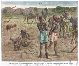 African Slave Trade Art