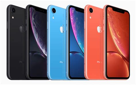 Apple's Iphone Xr Is An 'affordable' Iphone X