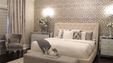 Elegant Master Bedroom Makeover Youtube