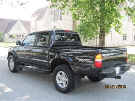 2001 Toyota Tacoma Prerunner by Sell Used 2001 Toyota Tacoma Prerunner Trd Cab In