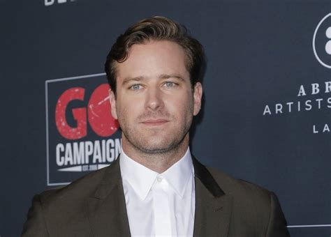 Armie Hammer of 'The Man from U.N.C.L.E.' Is Reportedly ...
