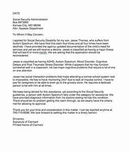 Sample Letter Of Appeal For Consideration