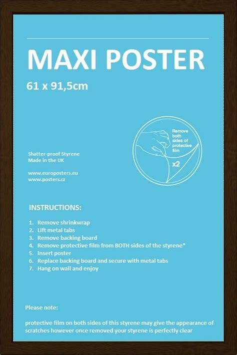 cadre 61 x 91 cm cornice poster 61x91 5cm