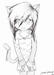 Vampire Girl Drawing Tumblr