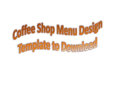 Amherst coffee well, amherst coffee might be a place i would go if i did indeed drink.coffee…or tea. Free Coffee Shop Menu List Templates to Download