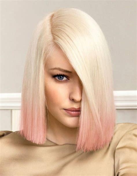 ideen wie sie ombre hair selber machen