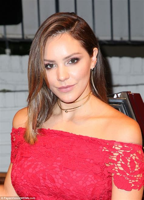 Katharine McPhee responds after leaked pics were published ...