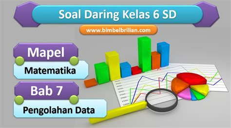 We did not find results for: Soal Daring Matematika Kelas 6 SD Bab 7 Penyajian Data - Bimbel Brilian