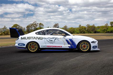 New Ford Supercar by Gallery Ford Mustang Supercar Speedcafe