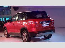 Maruti Suzuki Vitara Brezza Launched Prices, Features, Specs