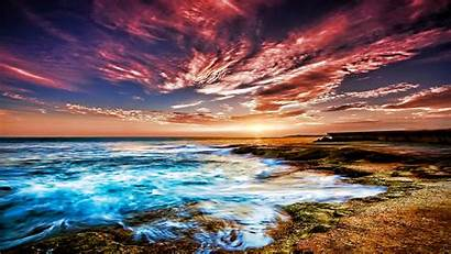Scenery Colorful Nature Wallpapers Sky Scenic Landscape