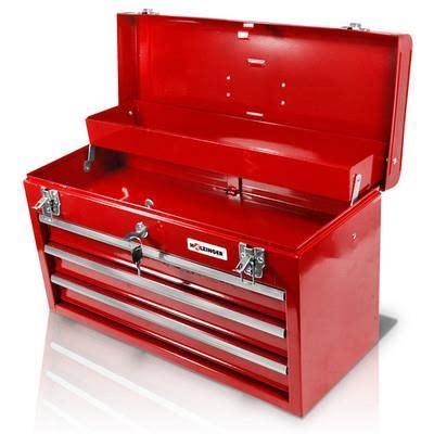 caisse a outils en metal 3 casiers avec serrure achat vente boite caisse a outil m 233 tal