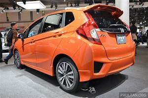 Tokyo 2013  Honda Fit  Jazz  Rs Looking Good