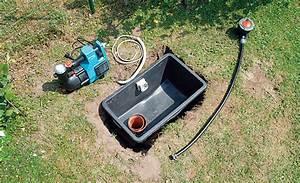 Brunnen Pumpe Hauswasserwerk : brunnen bohren wasser im garten teich ~ Frokenaadalensverden.com Haus und Dekorationen