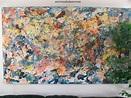 File:Modern art wall splashed handyman dripped free-form ...