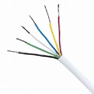 Unistrand Multicore Signal Cable 6 Core Wire Wiring  Per 3