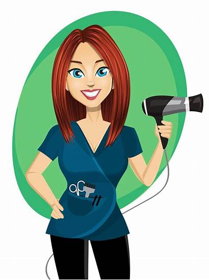 Hairdresser Clipart Retail Hair Hairdressing Divine Salons