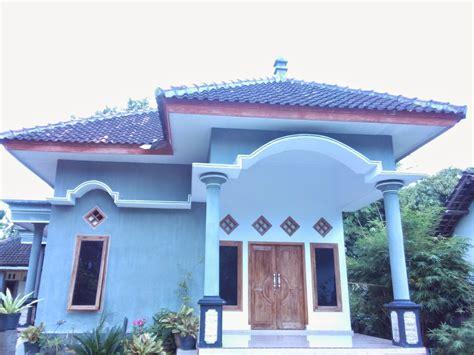 gambar teras rumah model gudangan dekorhom