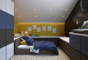 amenagement chambre denfant dans un appartement design With chambre d enfant design
