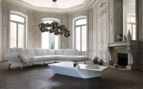 les canap seance sofa roche bobois collection 2011 design sacha lakic