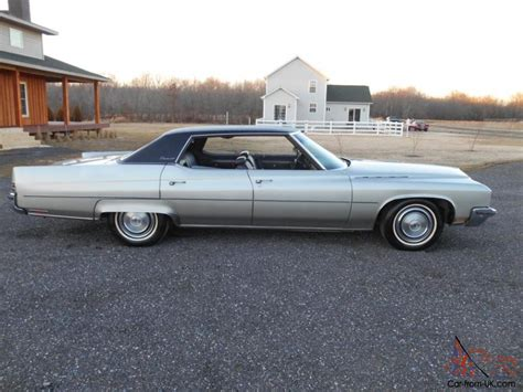70 Buick Electra 225 by 1972 Buick Electra 225 Hardtop Amazing One Owner Original