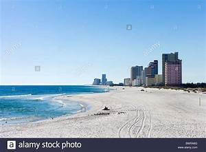 Beach at Gulf State Park, Gulf Shores, Gulf Coast, Alabama ...