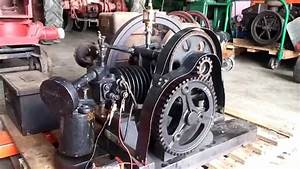 8 Cycle Aermotor Hit Miss Engine