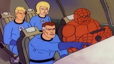 Fantastic Four (tv Series 1967-1968)