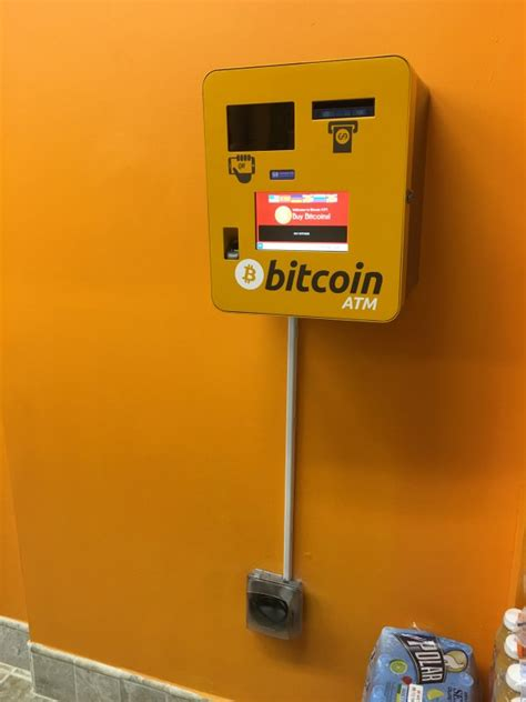bitcoin atm  jersey city   gas station