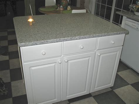 build your own kitchen island hometalk you want your own island make one diy