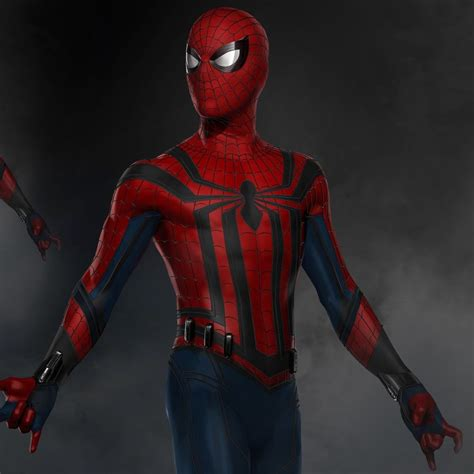 spider man suits      ps game
