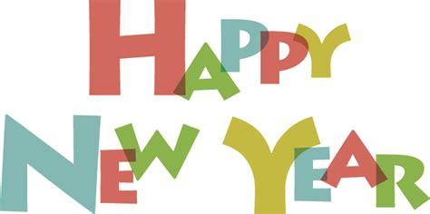 77 Free Happy New Year Clipart