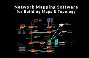 Best Network Maps  U0026 Diagram Software  U0026 Tools For Network Topology