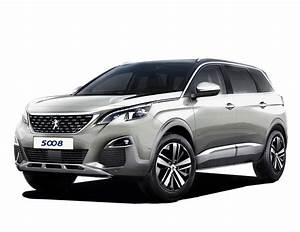 New 2019 Peugeot 5008 Allure 1 6 L   163 Hp  6 Speed  Tiptronic  Fwd