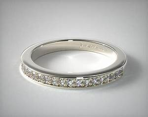james allen exclusive wedding ring 14k white gold 14853w14 With exclusive wedding rings