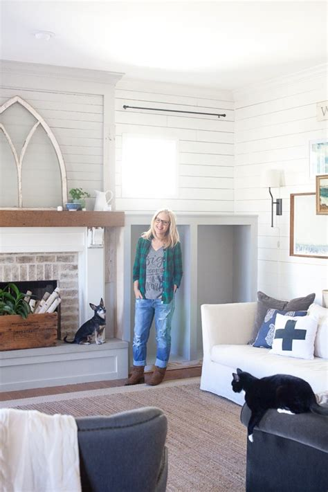 difference between shiplap and tongue and groove farmhouse built ins and the difference between shiplap