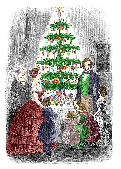 randolph county s first christmas tree notes on the