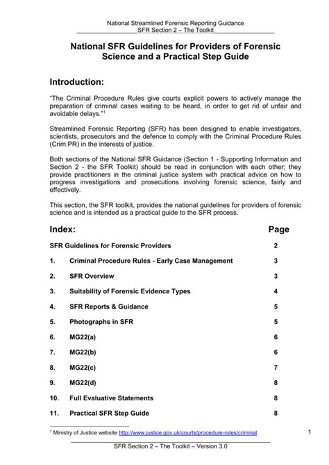 good forensic report template   experimental