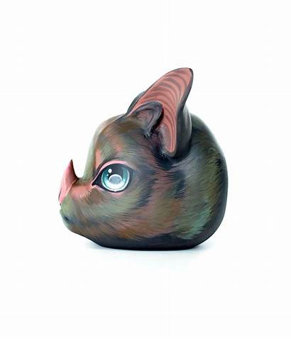 Bat Head Mab