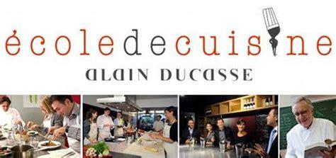 ecole cuisine ducasse ecole de cuisine quot alain ducasse quot noblesse royautés