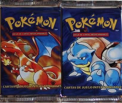 Pokemon Booster Base Pack 1st Spanish Ed