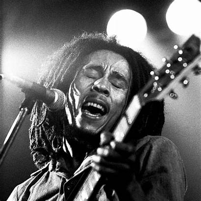 Marley Bob Dark Reggae Illust Celebrity Ipad