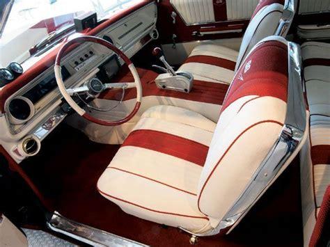 Cars Interior Classic : 1964 Impala Ss Interior For Sale